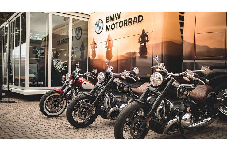 BMW Motorrad Days 2022: Neuer Anlauf für Berlin-Premiere