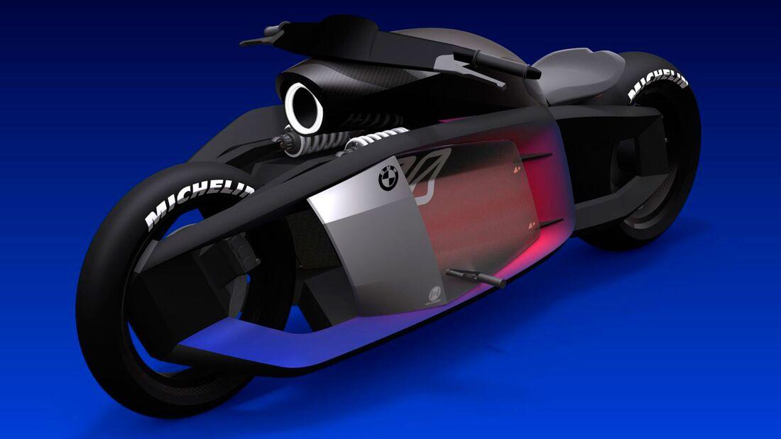 BMW Motorrad Entwurf