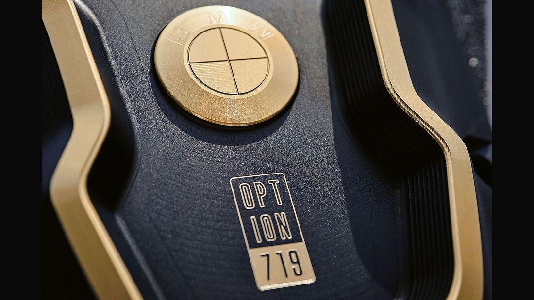 BMW Motorrad Frästeile Option 719