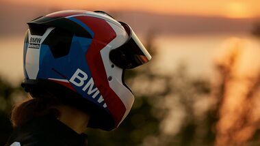 BMW Motorradhelm