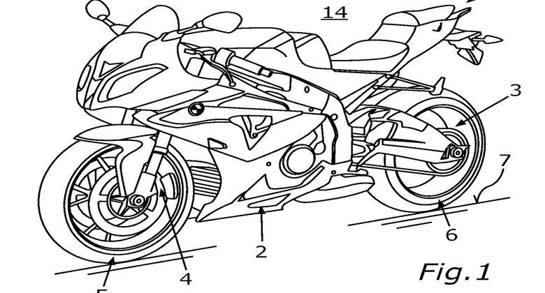 BMW Patent  E-Lader