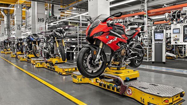 BMW Produktion Berlin Spandau Werk