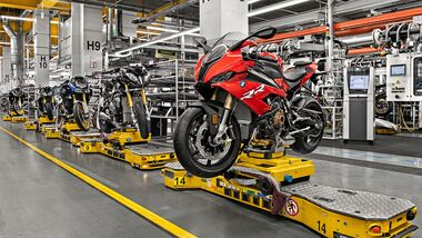 BMW Produktion Berlin Spandau Werk
