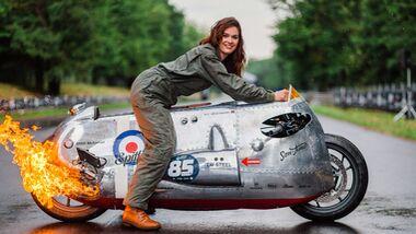 BMW R 1200 R VTR Spitfire