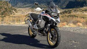 BMW R 1250 GS Adventure Durchkonfiguriert
