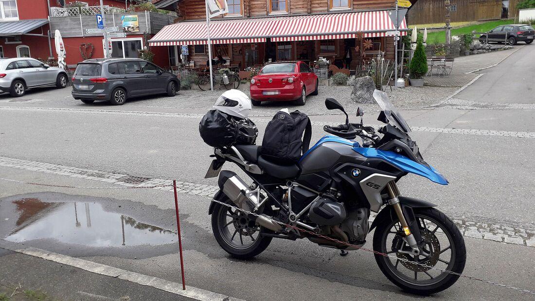 BMW R 1250 GS Dauertest