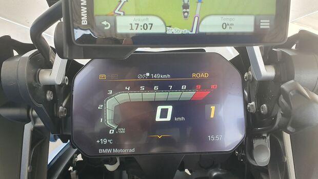 BMW R 1250 GS Dauertest 2020