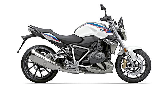 BMW R 1250 R.