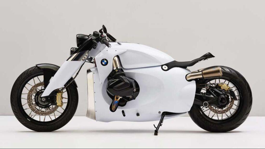 BMW R 1250 R Custom Renard Speedshop