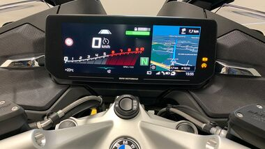 BMW R 1250 RT Modelljahr 2021