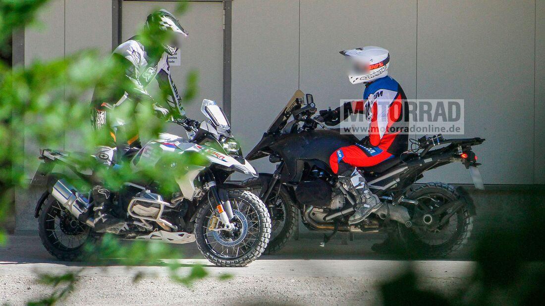 BMW R 1300 GS Erlkoenig