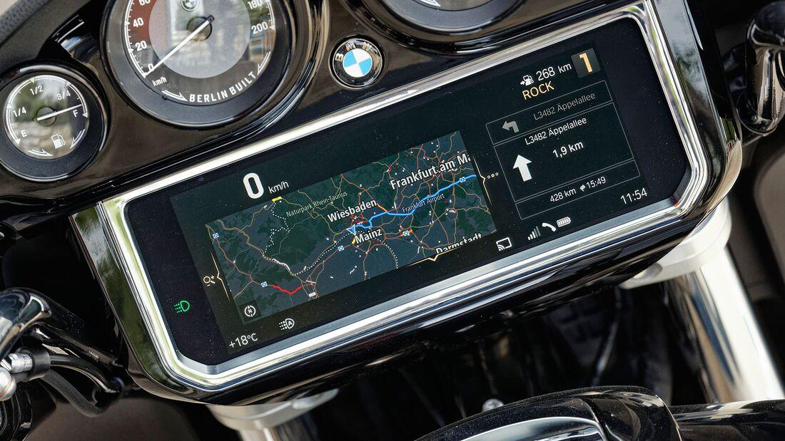 BMW R 18 B Fahrbericht