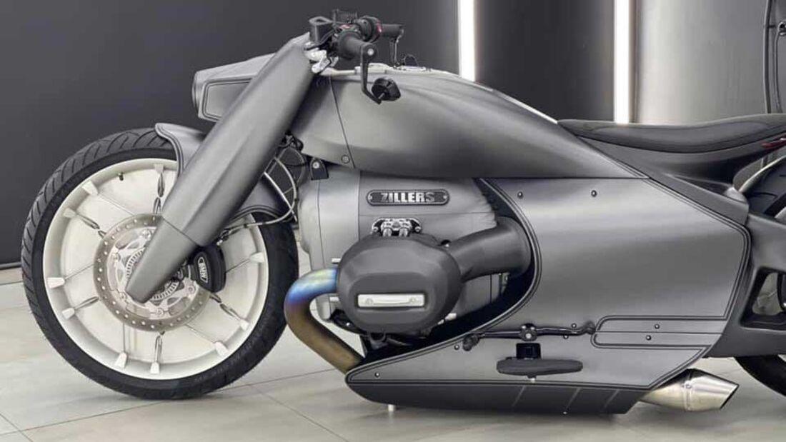 BMW R 18 Custom Zillers Garage