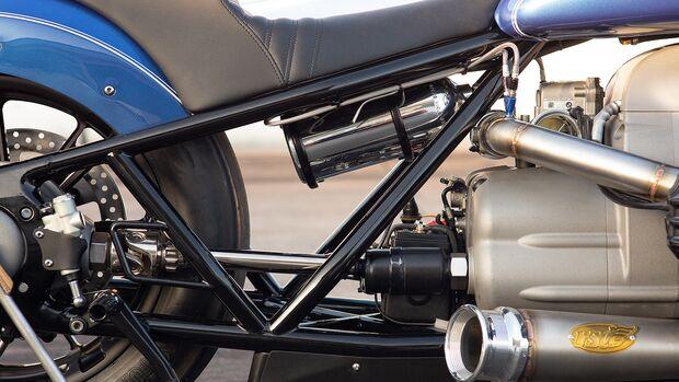 BMW R 18 Dragster Roland Sands Design