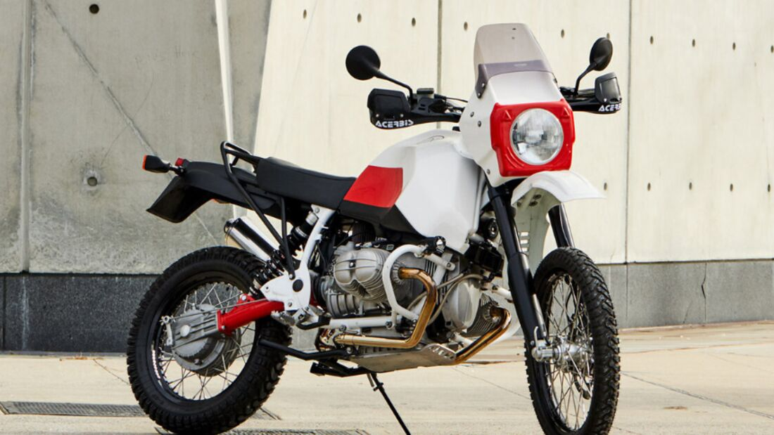 BMW R 80 GS Custom