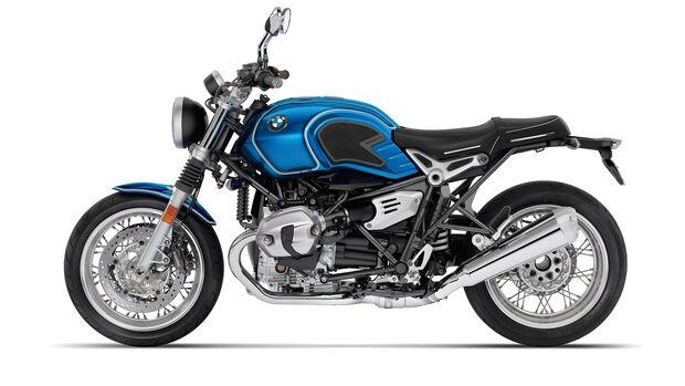 BMW R nineT Strich 5