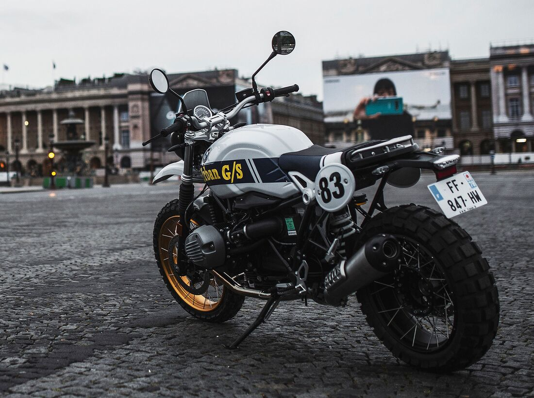 BMW launches six new R nineT and R18 models