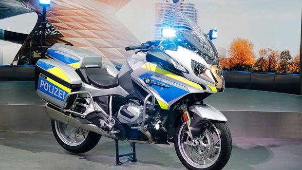 BMW R1250RT Polizeimotorrad