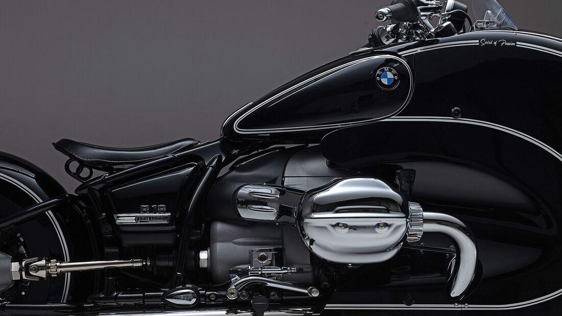 BMW R18 Spirit of Passion Kingston Custom