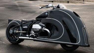 BMW R18 Spirit of Passion Kingston Custom