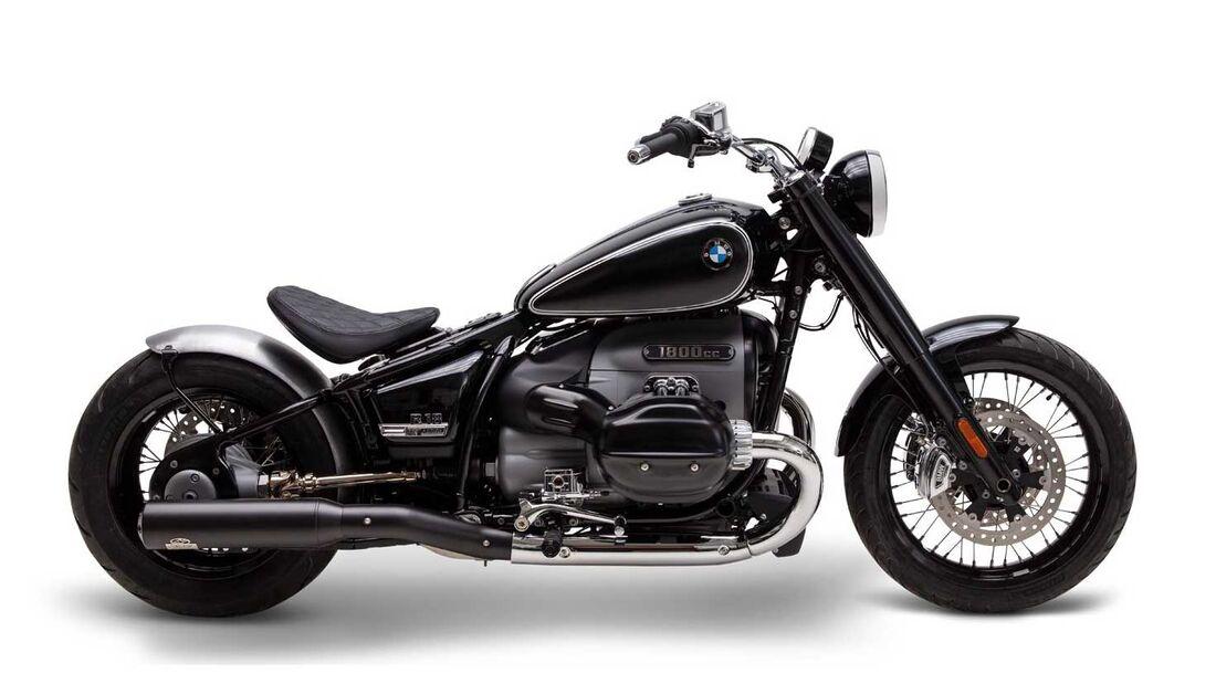 BMW R18 Wunderkind-Customs
