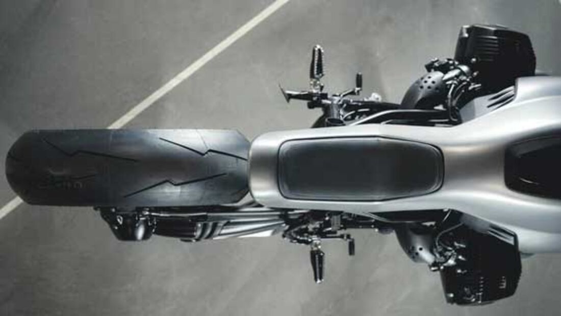 BMW RnineT Vagabund Moto