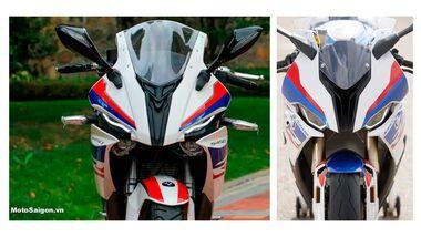 BMW S 1000 RR 2020 Moto S 450 RR Front