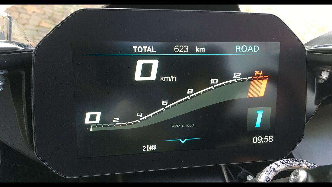 BMW S 1000 RR Dauertest