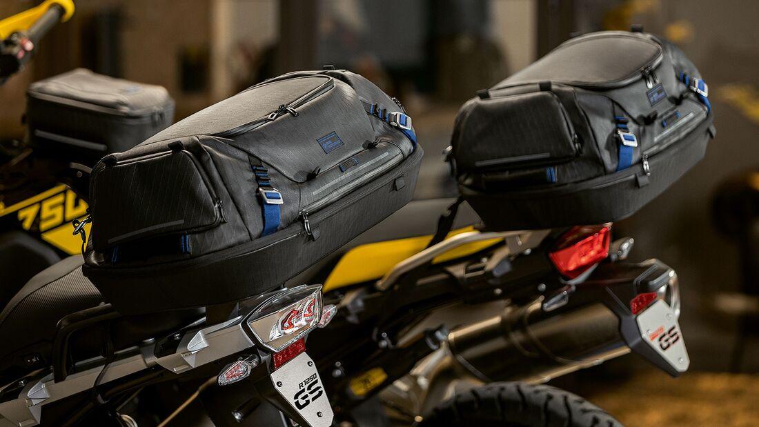 BMW Soft-Gepäcklösungen Motorradtaschen