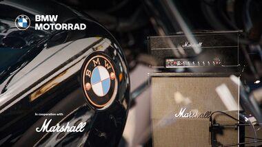 BMW und Marshall