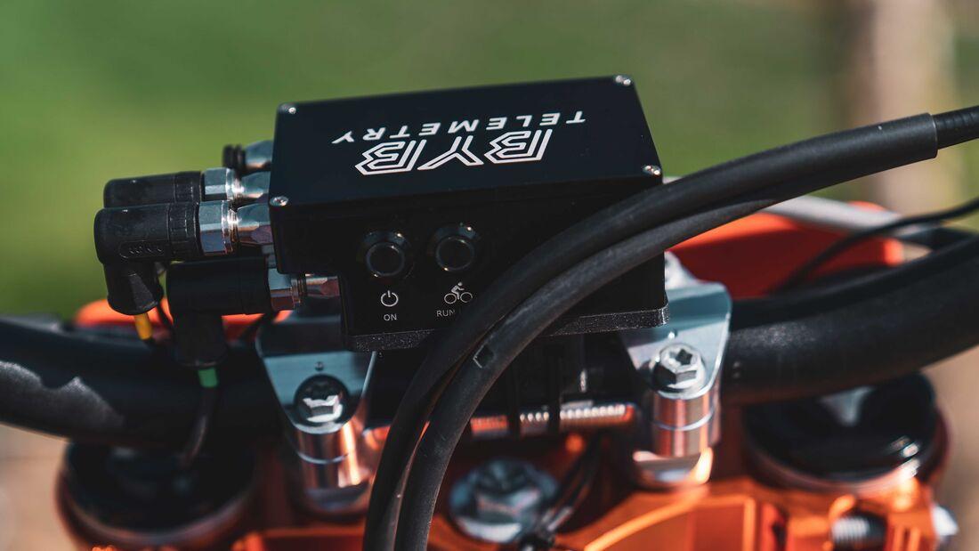 BYB Telemetrie Crosser System