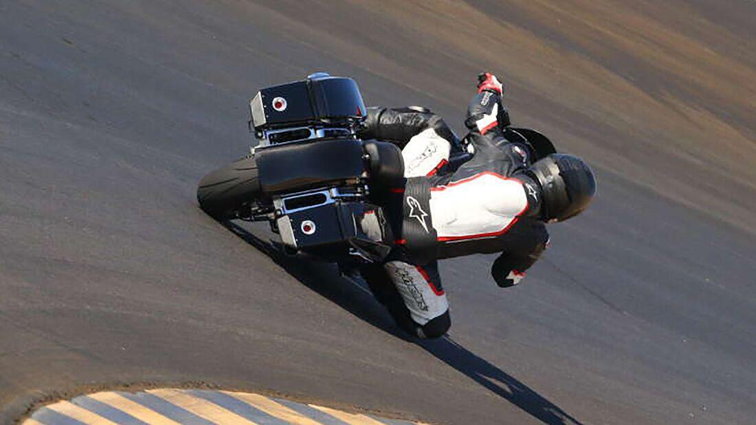 Bagger Racing Moto America