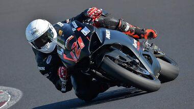 Barni Racing Ducati Panigale V2 Test