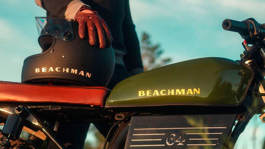 Beachman 64 Elektromotorrad