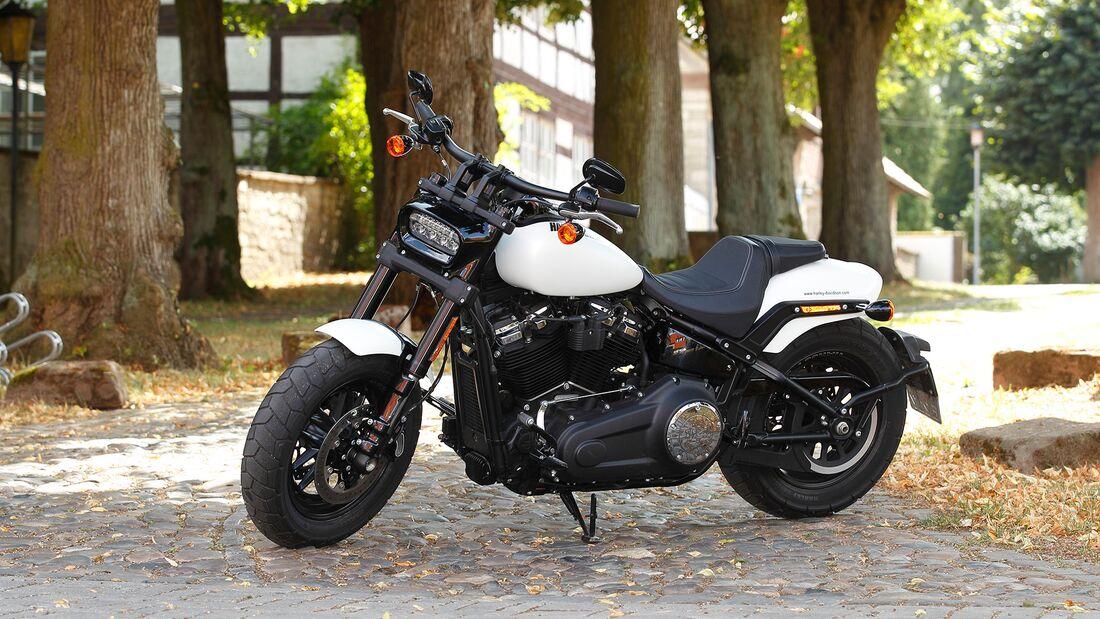 Beliebteste Harley-Davidson-Modelle von 2010 bis 2019