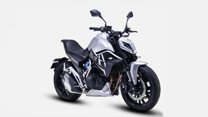 Benda Asura 400 Streetfighter