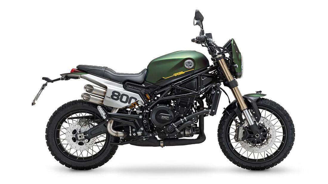 Benelli Leoncino 800 Trail