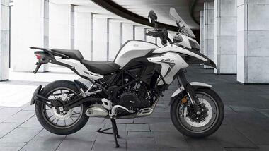 Benelli TRK 502 Modelljahr 2021