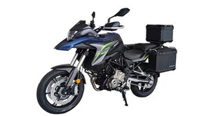 Benelli TRK SRT 700