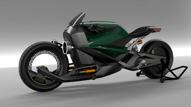 Bentley Motorrad Voltage Racer