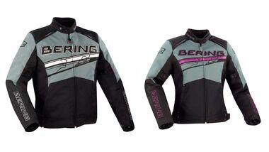 Bering Bario Motorradjacke Teaser