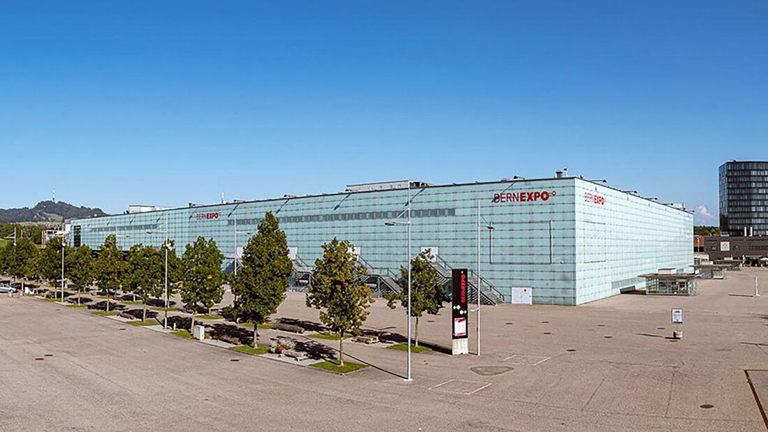 Bernexpo Messehallen