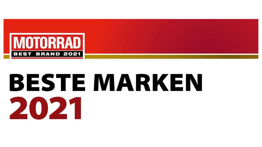 Best Brand 2021 MOTORRAD-Leserwahl