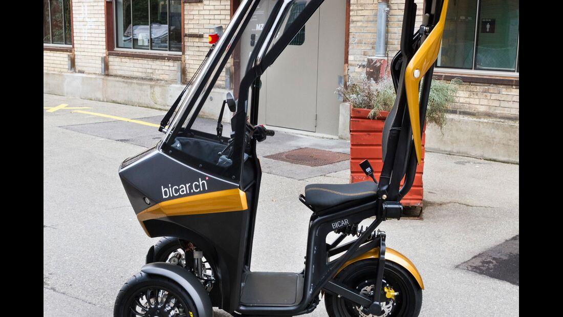 Bicar-Elektro-Dreirad
