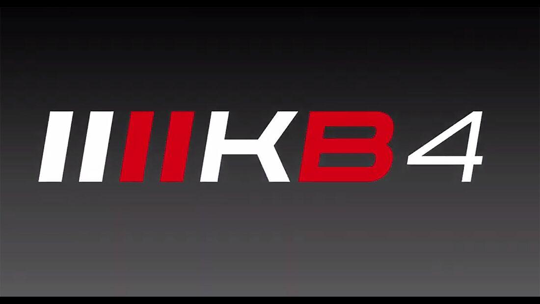 Bimota KB4 Teaser