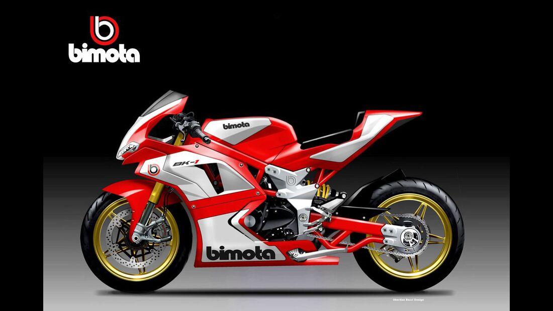 Bimota-Kawasaki BK1.