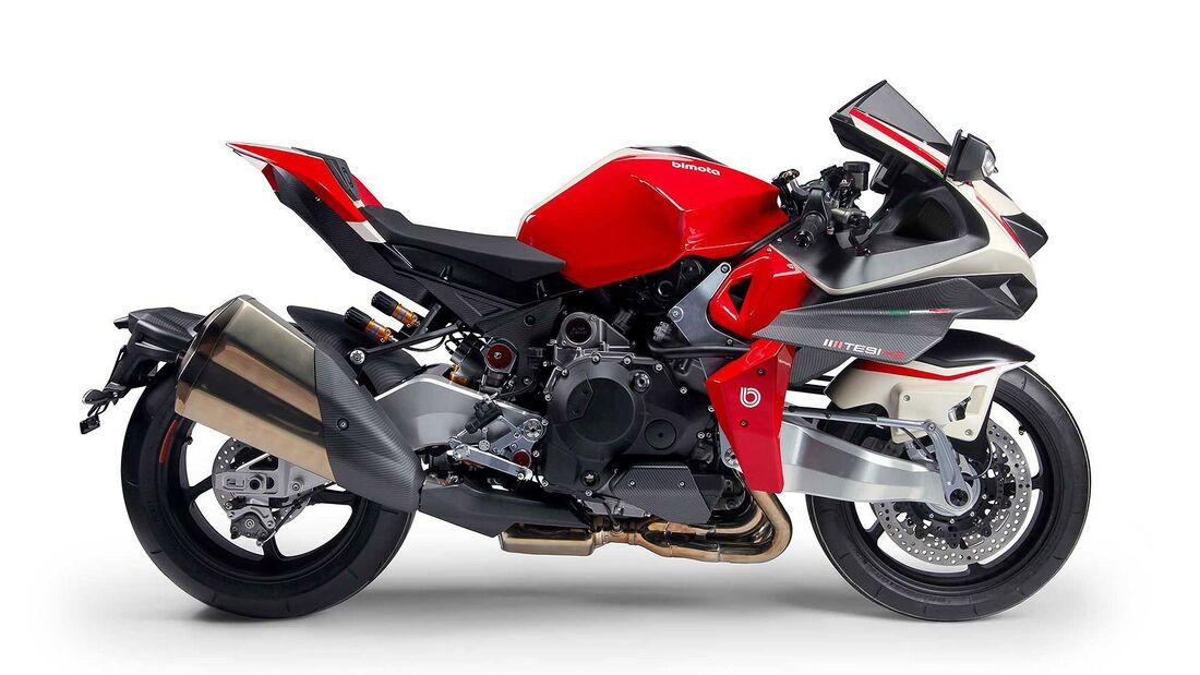Bimota-Kawasaki TesiH2 2020