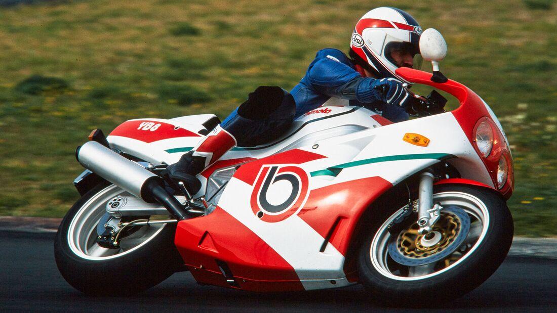 2000 Bimota YB 11 Edizione Speciale: pics, specs and