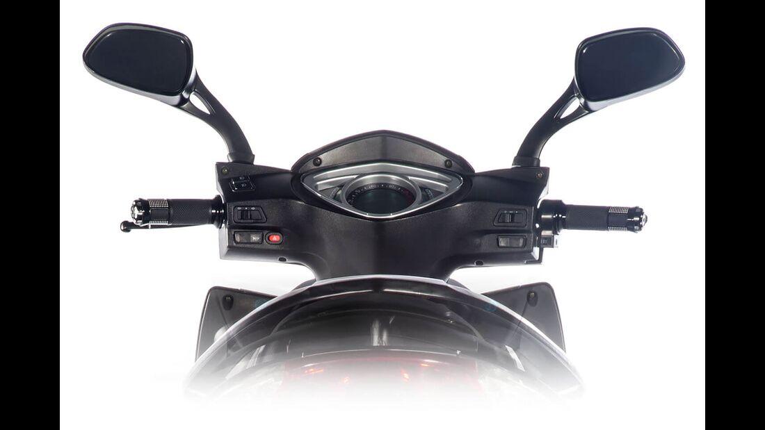 Blitz Elektroroller 3000X