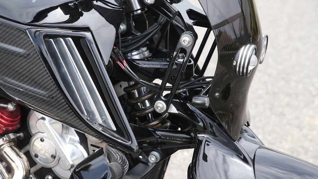 Boxer Superbob V-Twin Roadster Prototyp Fahrbericht